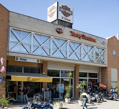 Concesionario Harley-Davidson