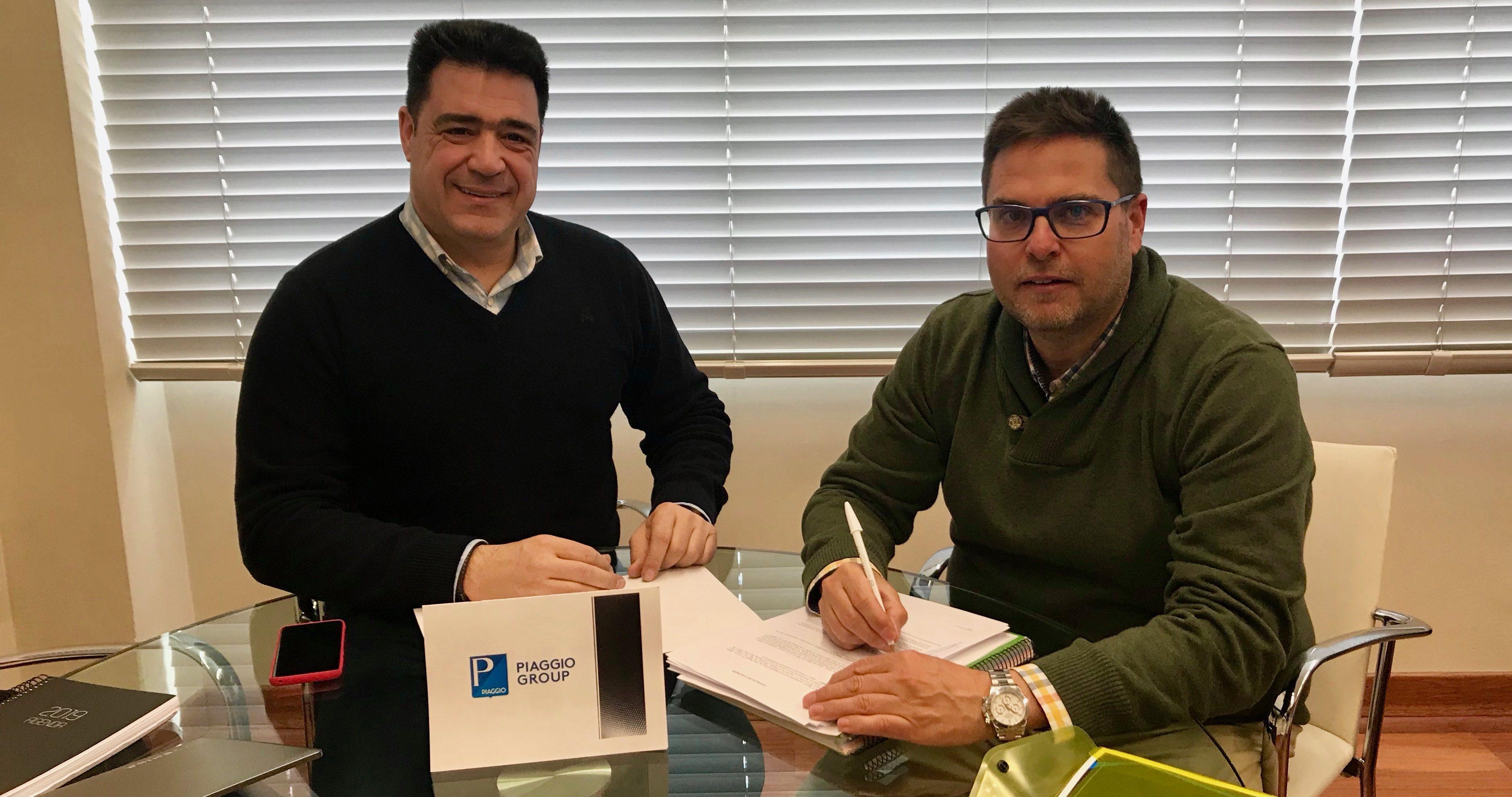 Grupo Todomoto Automoción añade las Scooters a su catálogo tras el acuerdo con Piaggio