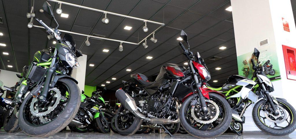 Grupo Todomoto Automoción dispone de cinco concesionarios y más de 4.000 metros cuadrados de exposición.