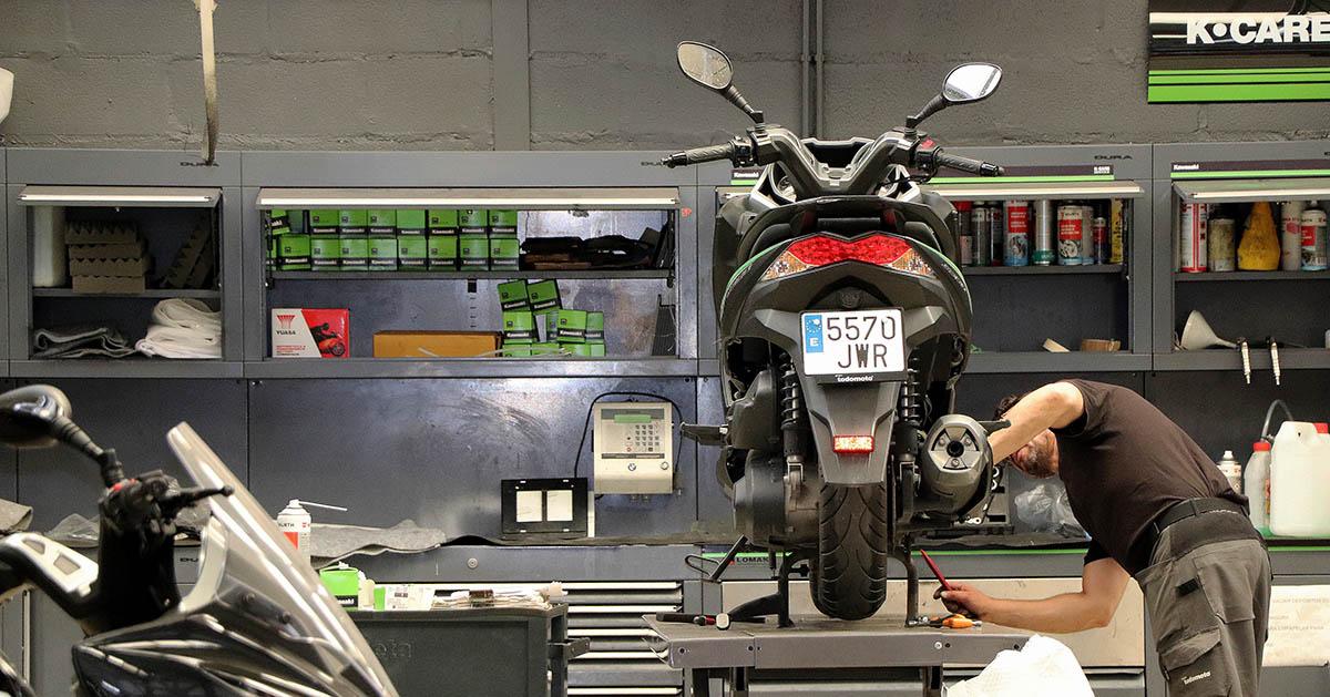"""Ignacio Pascual de Castro: """"El correcto equipamiento y un mantenimiento continuado son la mejor forma de viajar seguros y prolongar la vida de nuestra moto"""""""