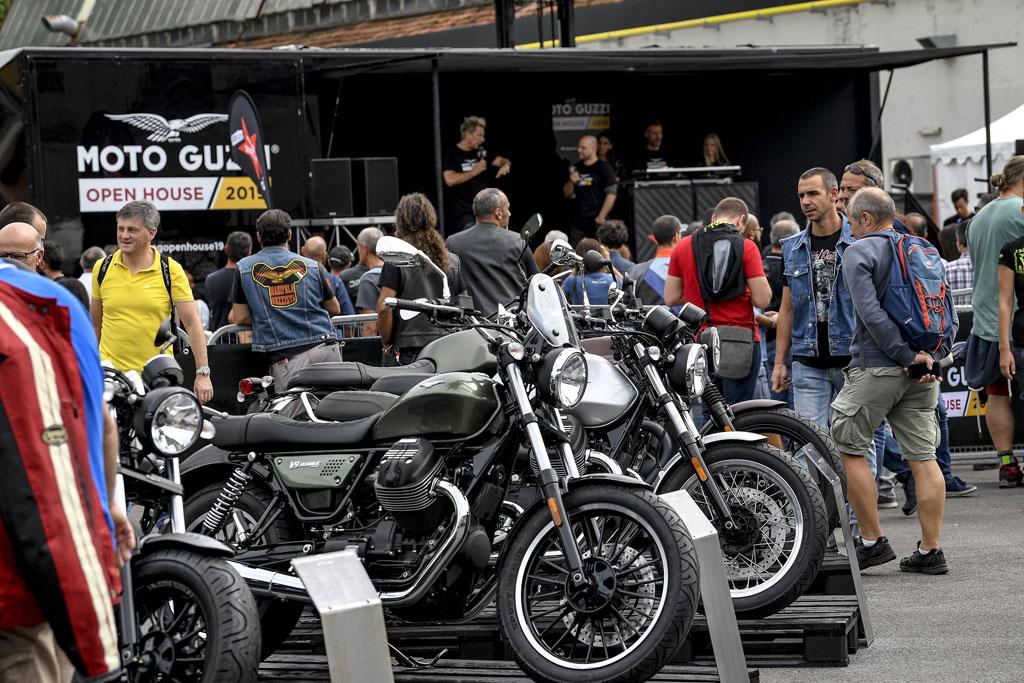 Grupo Todomoto acude a la cita mundial de Moto Guzzi en Mandello del Lario