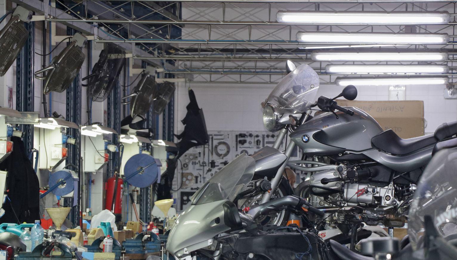 Grupo Todomoto ofrece servicios de mecánica en todos su concesionarios