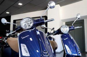 La venta de scooters y el ascenso de la moto eléctrica copan el mercado de 2019