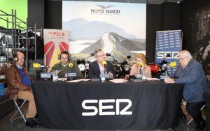 Grupo Todomoto Automoción acoge el programa 'Hoy por Hoy Sevilla' en las instalaciones de Green Motor