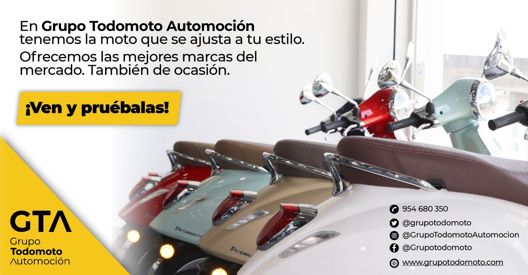 El sector de la moto prevé aumentar las ventas un 3% en 2020