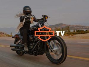 Harley-Davidson lanza su plataforma H-D TV