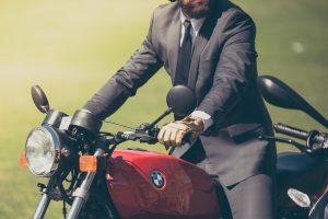Errores más comunes a la hora de montar en moto